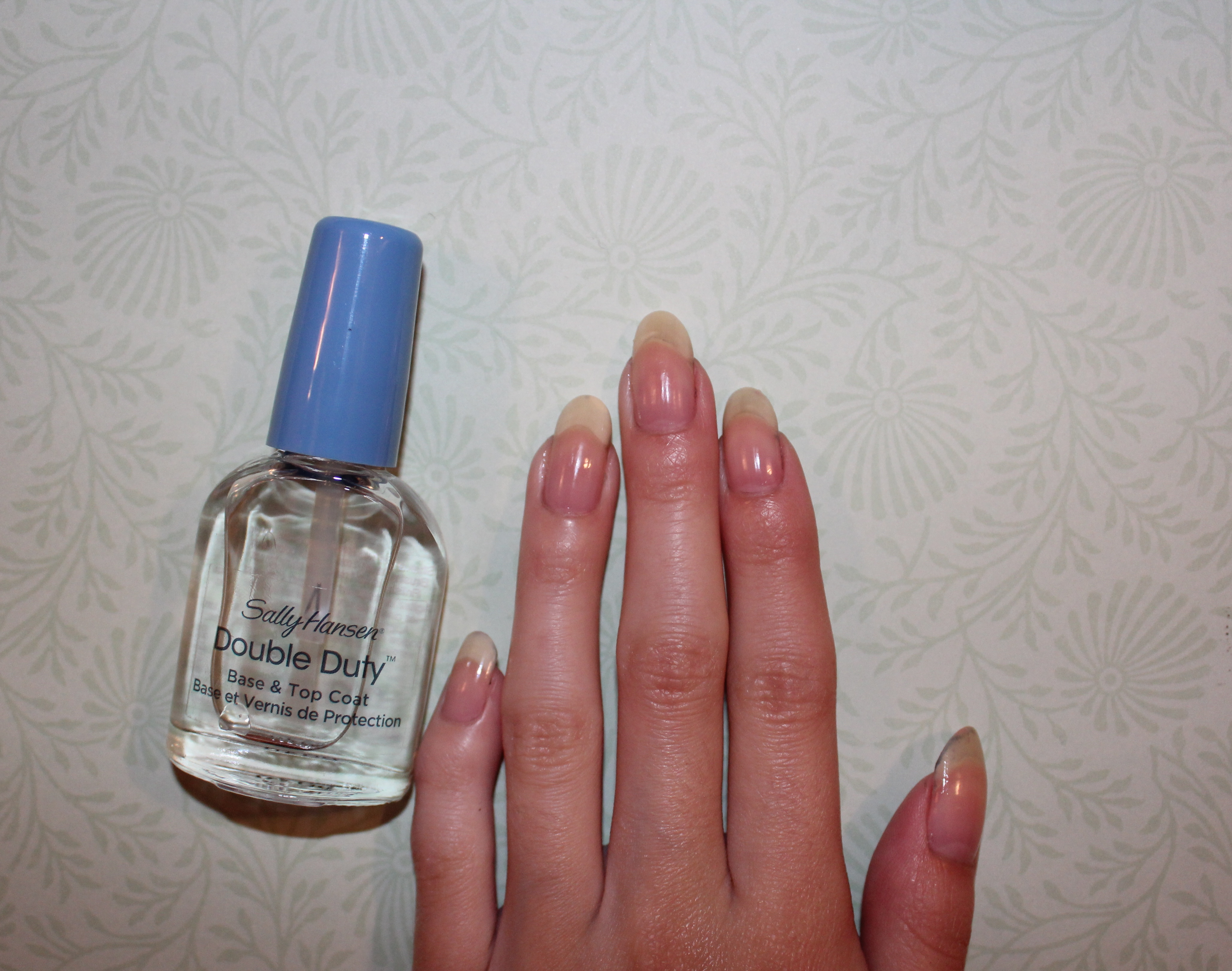 Triangle French Tip Nails – isabelnailedit
