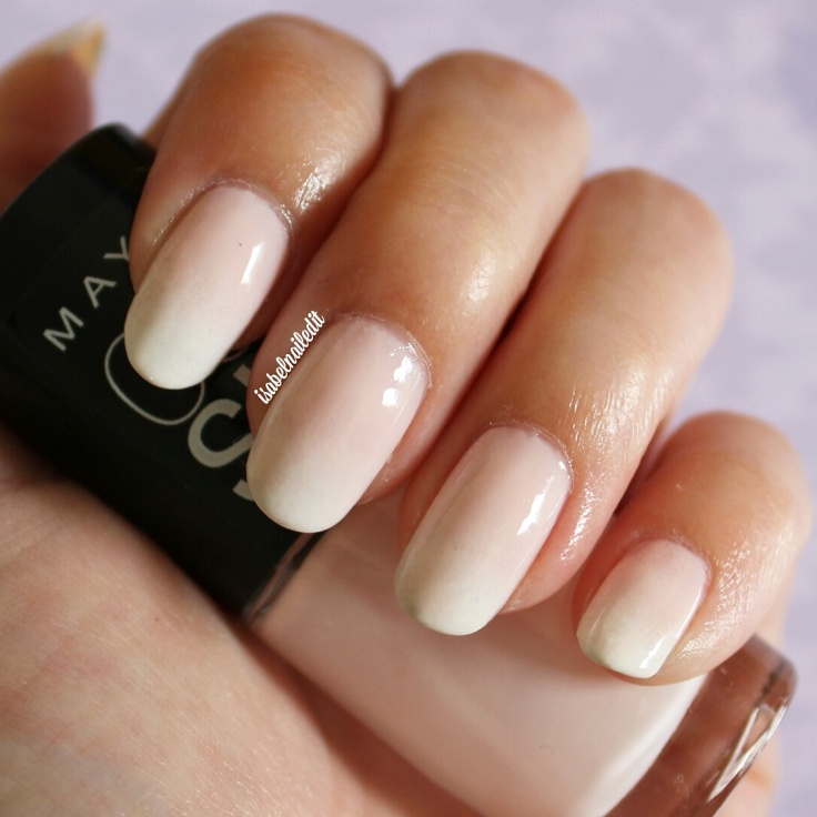 Gradient French Manicure Nails – isabelnailedit
