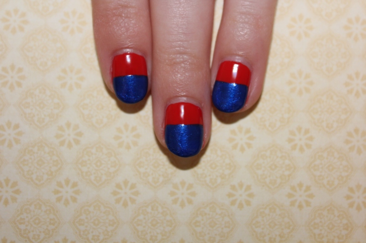 Wonder Woman Nails – isabelnailedit